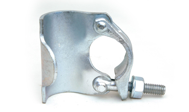 Galvanised Clamp Fixed 4 bolts per Tube Carpentry innocent scaffolding